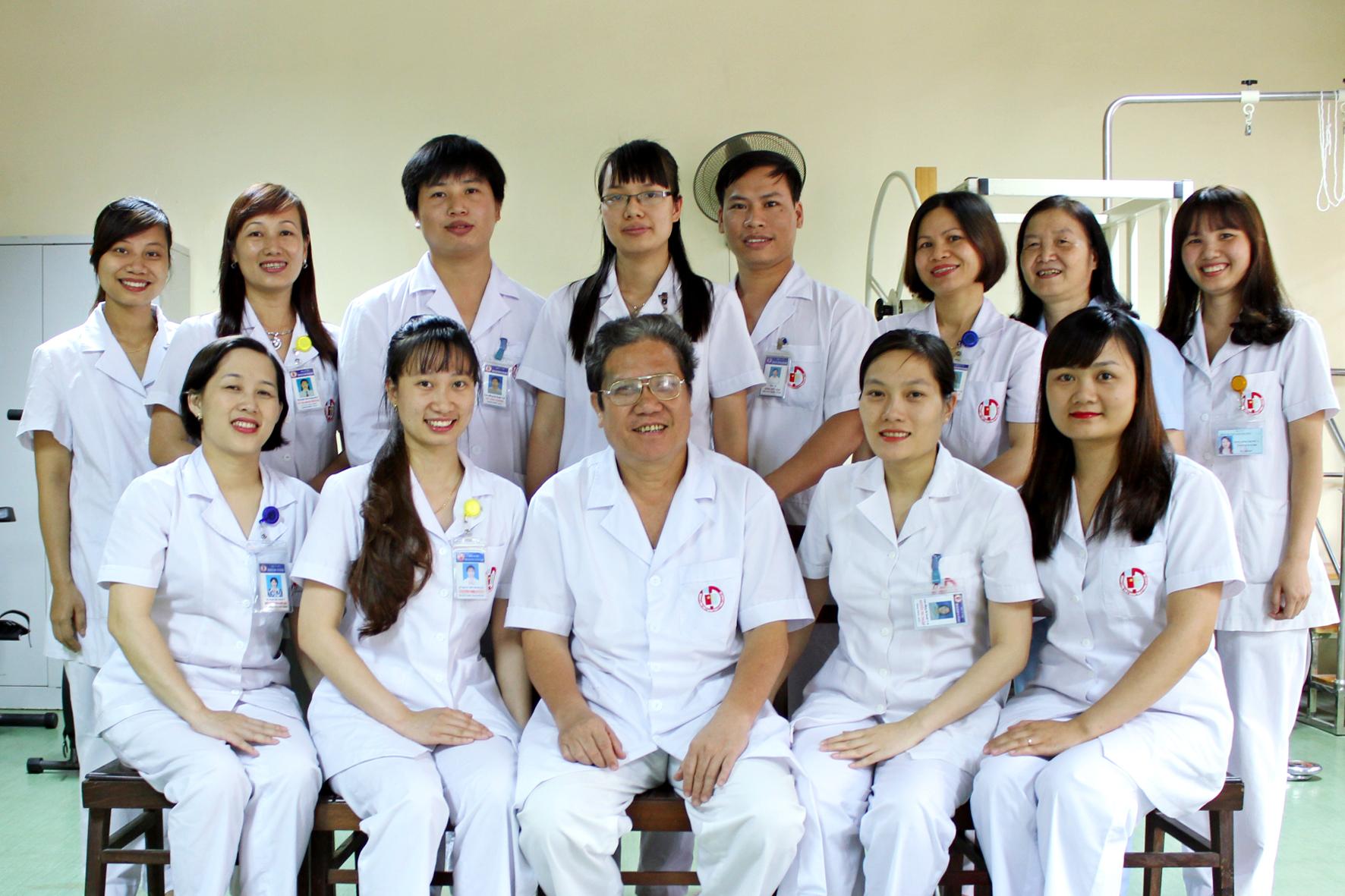 Giới thiệu khoa Vật lý trị liệu - Phục hồi chức năng