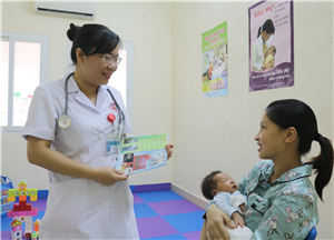 Đơn vị tiêm chủng và tư vấn sức khỏe trẻ em