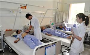 Phòng điều trị nội trú