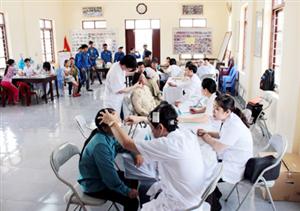 Dịch vụ khám sức khoẻ bệnh viện Việt Nam Thụy Điển Uông Bí