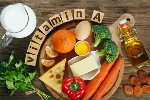 Vitamin A - Vi chất không thể thiếu đối với sự phát triển của trẻ em