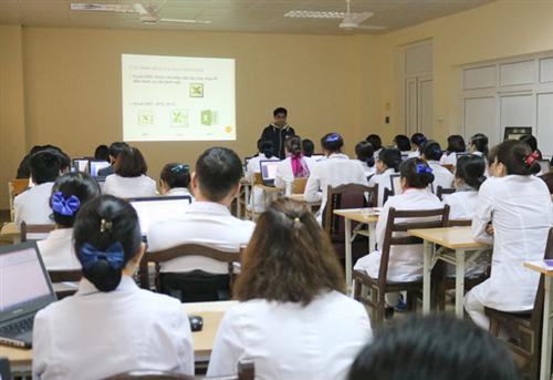 Bồi dưỡng tin học văn phòng cho các học viên