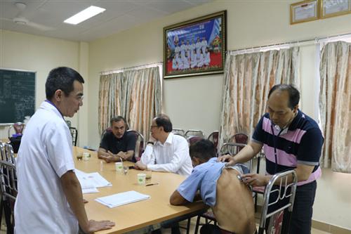 Nâng cao năng lực của nhân viên y tế thông qua các chương trình hợp tác Quốc tế