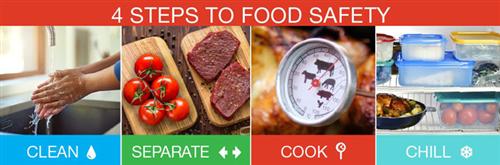 Các biện pháp bảo đảm an toàn vệ sinh thực phẩm
