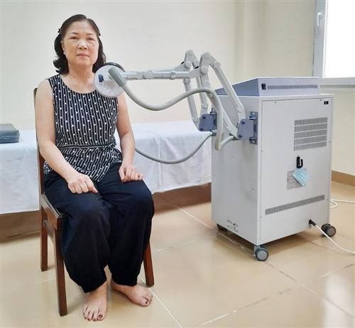 Điều trị bằng sóng ngắn trong Vật lý trị liệu