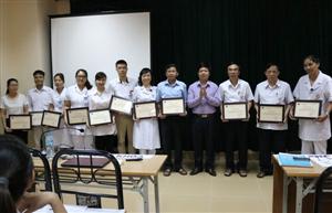 Lãnh đạo Bộ Y tế tham dự khai giảng lớp Quản lý chất lượng bệnh viện lần thứ 2