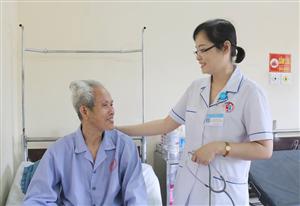 Cứu sống người bệnh bị tắc mạch vành ngay sau khi đặt stent