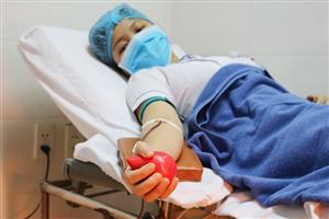 Hưởng ứng Ngày Toàn dân hiến máu tình nguyện (7/4/2000 - 7/4/2020)