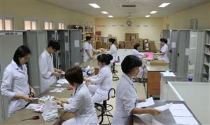 Hoạt động kiểm soát y lệnh thuốc tại Bệnh viện Việt Nam - Thuỵ Điển Uông Bí