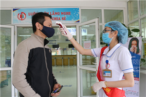 Tăng cường các biện pháp đảm bảo an toàn cho người dân trước dịch bệnh Covid - 19