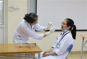 Tiếp tục cập nhật kỹ năng phòng chống dịch bệnh tại Bệnh viện