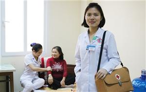 Triển khai dịch vụ khám, chăm sóc và xét nghiệm tại nhà