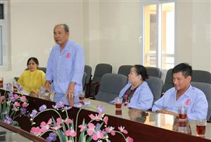 Nhiều ý kiến đóng góp từ phía Hội đồng người bệnh cấp bệnh viện