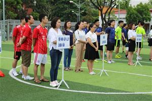 Khai mạc Giải bóng đá truyền thống Đoàn Thanh niên lần II tại Bệnh viện Việt Nam - Thụy Điển Uông Bí