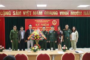 Kỉ niệm 75 năm ngày thành lập Quân đội Nhân dân Việt Nam