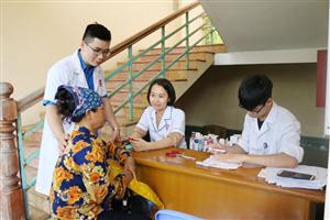 Chương trình khám sàng lọc bệnh tại cộng đồng năm 2019: Nhận được những phản hồi tích cực từ phía người dân