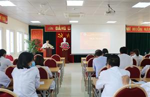 Học tập, quán triệt nội dung Nghị Quyết Đại hội Đảng bộ tỉnh lần thứ XV, nhiệm kỳ 2020 - 2025