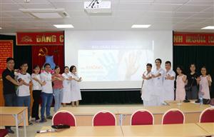 Đoàn Thanh Niên Bệnh viện Việt Nam - Thuỵ Điển Uông Bí: Không đứng ngoài cuộc trước Bạo hành y tế