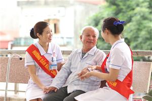 Tôn vinh người Điều dưỡng nhân ngày Quốc Tế Điều Dưỡng