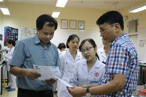 Tiếp tục duy trì và giữ vững chứng nhận ISO 15189:2012 trong lĩnh vực xét nghiệm