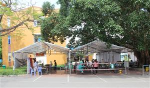 Bệnh viện Việt Nam – Thuỵ Điển Uông Bí: Nâng mức cảnh báo cao nhất để phòng ngừa COVID-19