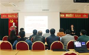 Đón đoàn công tác Bệnh viện Đa khoa tỉnh Bắc Ninh đến tham quan, trao đổi kinh nghiệm về triển khai quản lý sự cố y khoa