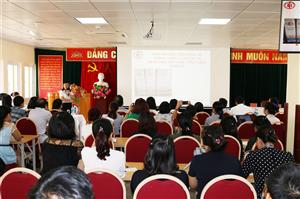 Hội thảo Triển khai hiệu quả hệ thống quản lý sự cố - rủi ro