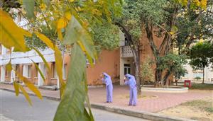 Chung tay xây dựng môi trường Bệnh viện Xanh - Sạch - Đẹp và An toàn