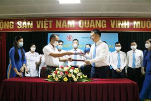 Ký kết thỏa thuận hợp tác giữa Bảo hiểm Bảo Việt và Bệnh viện Việt Nam – Thụy Điển Uông Bí