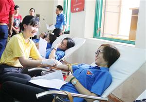 Hướng dẫn hiến máu tình nguyện tại Bệnh viện