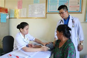 Tuổi trẻ bệnh viện Việt Nam - Thụy Điển Uông Bí xung kích, đi đầu