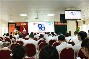 Kỷ niệm 90 năm ngày thành lập Công đoàn và tri ân đối với gia đình chính sách