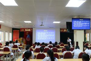 Tập huấn phòng chống dịch bệnh năm 2019