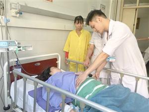 Cứu sống sản phụ và thai nhi sau tai nạn giao thông nghiêm trọng