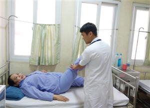 Điều trị nội trú ban ngày tại khoa Y học cổ truyền