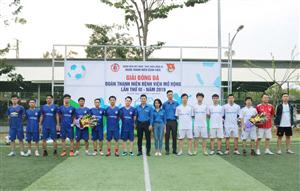 Giải bóng đá Đoàn Thanh niên mở rộng lần thứ III - Năm 2019
