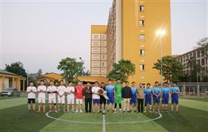 Bế mạc Giải Bóng đá Đoàn Thanh niên mở rộng lần thứ III - Năm 2019