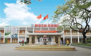 Bệnh viện Việt Nam - Thuỵ Điển Uông Bí: Trải nghiệm tích cực đến từ môi trường Xanh - Sạch - Đẹp