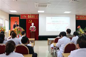 Kỷ niệm 65 năm Ngày Thầy thuốc Việt Nam 27/2/2020