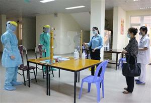 Kiểm tra công tác quản lý chất thải y tế phòng chống dịch bệnh tại Bệnh viện