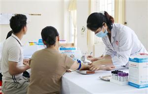 Bệnh viện Việt Nam - Thụy Điển Uông Bí : Nơi khám sức khỏe định kỳ lý tưởng cho cơ quan, doanh nghiệp