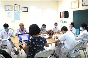 Bệnh viện Việt Nam - Thụy Điển Uông Bí: 1 trong 4 Bệnh viện tại Quảng Ninh đủ điều kiện thực hiện xét nghiệm sàng lọc SARs-CoV-2
