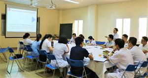 Sự hài lòng của học viên với đào tạo liên tục về xây dựng đề án cải tiến chất lượng năm 2020