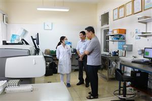 Đánh giá Dự án Bệnh viện vệ tinh chuyên khoa huyết học tại Bệnh viện