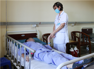 Cứu sống người bệnh bị viêm tuỵ cấp, sốc nhiễm khuẩn