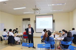 Chuẩn hoá năng lực cho giảng viên đào tạo y khoa liên tục