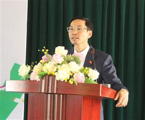 Bệnh viện Việt Nam – Thụy Điển Uông Bí: Quán triệt học tập triển khai Nghị quyết số 01-NQ/TƯ, Nghị quyết số 02-NQ/TƯ của Tỉnh ủy Quảng Ninh và nghị quyết số 02 –NQ- TƯ của Thành ủy Uông Bí