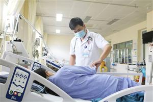 Cứu sống người bệnh nữ bị phù phổi cấp do đuối nước