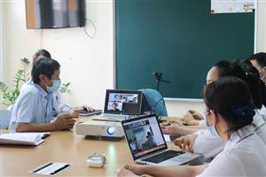 Phòng xét nghiệm hoá sinh duy trì công nhận tiêu chuẩn ISO 15189:2012