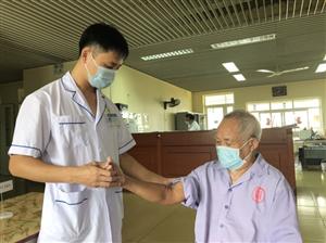 Cứu sống cụ ông 77 tuổi tắc động mạch chi cấp tính do huyết khối